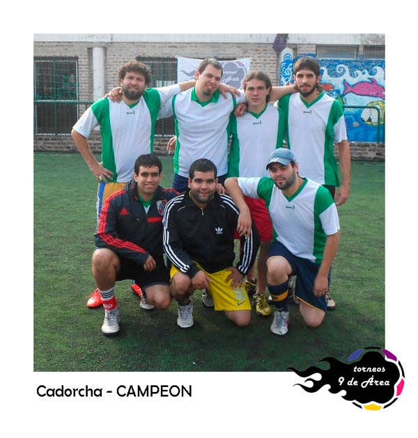 CADORCHA-CAMPEON