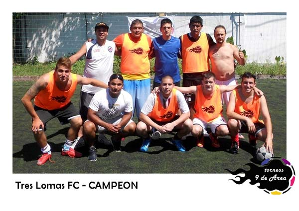 TRES-LOMASFC-CAMPEON